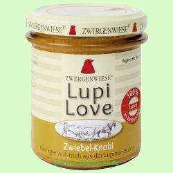 Lupi Love Zwiebel-Knobi - Lupinen Brotaufstrich (Zwergenwiese)