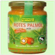Palmöl rot mild HiH (Rapunzel)