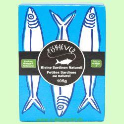 Kleine Sardinen Naturell (Fish For Ever)