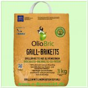 Grill-Brikett (Olio Bric)