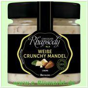Crunchy Mandel Creme Weiß (Rhapsody)