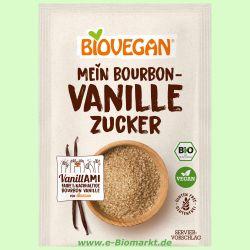 Vanillezucker mit Bourbon Vanille (Biovegan)