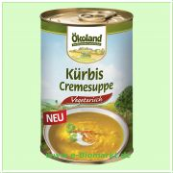 Kürbis Creme Suppe (Ökoland)