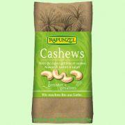 Cashewkerne geröstet, gesalzen (Rapunzel)