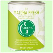 Matcha Fresh Superfood Trinkpulver (Greenic)