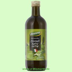 Italienisches Olivenöl, nativ extra (dennree)