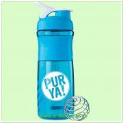 Shaker Aqua/White (Purya!)