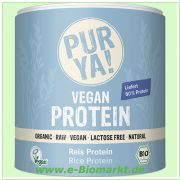 Vegan Protein Reis Protein (Purya!)