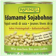 Sojabohnen Edamamé, in der Dose  (Rapunzel)