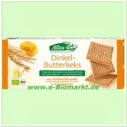 Dinkel-Butterkeks (Allos)