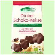 Dinkel-Schoko-Kekse (Allos)