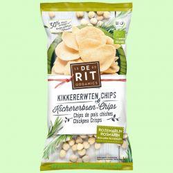 Kichererbsen-Chips Rosmarin (De Rit)