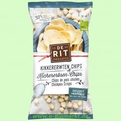 Kichererbsen-Chips Meersalz (De Rit)