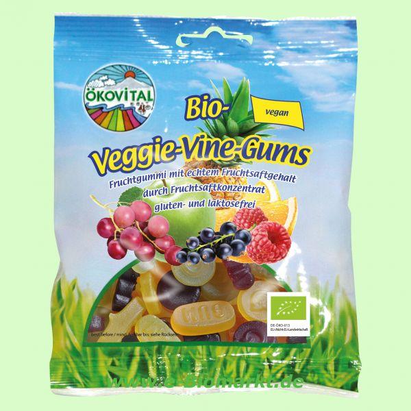 kovital veggie vine gums ohne gelatine. Black Bedroom Furniture Sets. Home Design Ideas