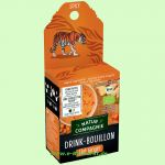 Drink Bouillon Hot Ginger (Natur Compagnie)