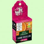 Drink Bouillon Hot Curry (Natur Compagnie)