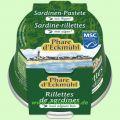 Sardinen Paste mit Algen (Phare dEckmühl)