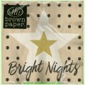 Cocktail-Serviette Bright Nights (Ideal Home Range GmbH)