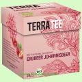 Erdbeer Johannisbeer - Früchtetee (Terra Tee)
