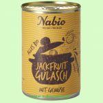 Jackfruit Gulasch mit Gemüse (NAbio)