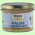 Pfälzer Leberwurst BIOLAND (Ökoland)