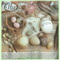 Lunchservietten Easter Decoration (Ideal Home Range GmbH)