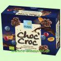 ChocCroc Zartbitter Blaubeere/Cranberry (Pural)