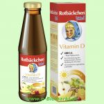 Vital Vitamin D - Nahrungsergänzungsmittel (Rotbäckchen)