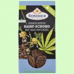 Hanf-Schoko Dinkelkekse (Sommer & Co.)
