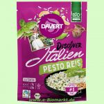 Discover Italien Pesto Reis Fairtrade glutenfrei (Davert)