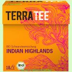 Indian Highlands- Schwarzteemischung (Terra Tee)