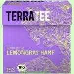 Lemongras Hanf - Kräutertee (Terra Tee)