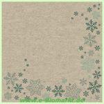 Lunchserviette Snowflakes (Paper+Design)