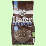 Hafer Crunchy Schoko - glutenfrei (Bauck Hof)