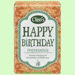 Happy Birthday Kräutertee (Cleos)