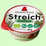 Schnittlauch Streich - vegetarischer Brotaufstrich (Zwergenwiese)