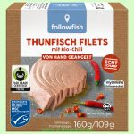 Thunfisch Filets mit Chili (followfish)