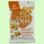 Crunchy Peas - Hummus Klassik - knackige Kichererbsen (Landgarten)