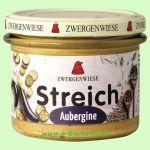 Aubergine Streich - veganer Brotaufstrich (Zwergenwiese)
