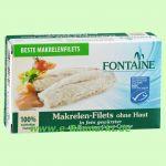 Makrelen Filet ohne Haut in Tomaten Curry-Creme (Fontaine)