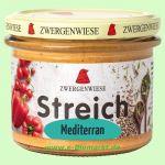Tomate-Paprika Streich - veganer Bio Brotaufstrich (Zwergenwiese)