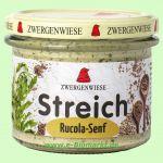 Rucola-Senf Streich - Veganer Bio Brotaufstrich (Zwergenwiese)