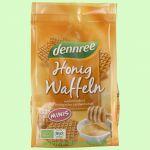 Mini - Honigwaffeln (dennree)