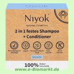Festes Shampoo & Conditioner Soft Blossom (Niyok GmbH)