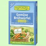 Gemüse-Brühwürfel salzarm mit Bio-Hefe (Rapunzel)