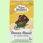 Brownie Almond Vegan Kekse (Farm Brothers)