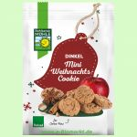 Dinkel Mini Weihnachts-Cookie (Bohlsener Mühle)
