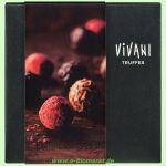 Truffes-Pralinen-Mischung, 3 Sorten (Vivani)