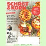 Schrot & Korn Oktober 2019