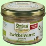 Gourmet Zwiebelwurst (Ökoland)